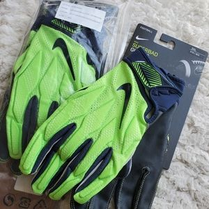 Nike Superbad Gloves 4.5 FG NFL - Seahawks